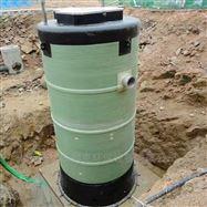 YZBZ重庆市政改造管网施工一体化污水提升泵站