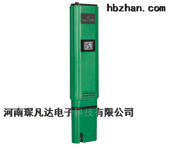 小型PH测定仪口袋型笔式PH计