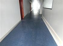 PVC地板胶厂家北海PVC胶地板同质透心公司