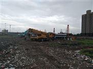选矿厂污泥压干设备打桩泥浆固化机器