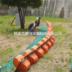 FT-600水电站夹网拦污浮筒