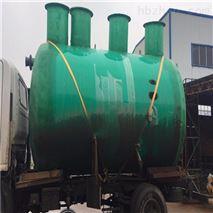 3立方米每时地埋式一体化污水处理设备