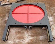 河北旺键螺杆启闭机铸铁闸门1*1米 dn900