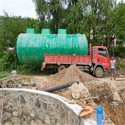 200m3/d地埋式污水处理装置