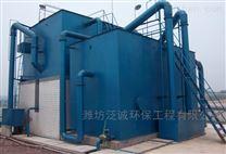 湖北赣州200m3/h一体化净水器