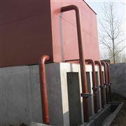 农村饮水工程一体化无动力自动反洗净水器