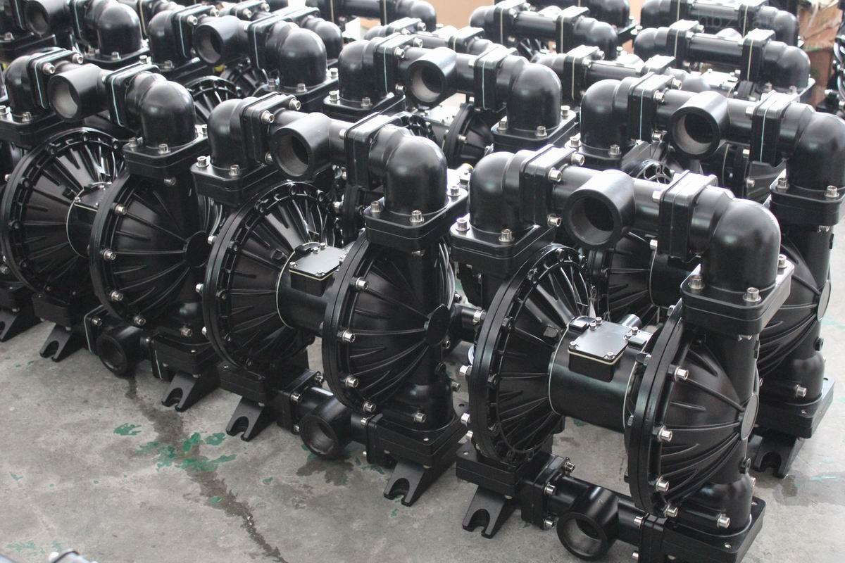 JOFEE1寸铝合金隔膜泵