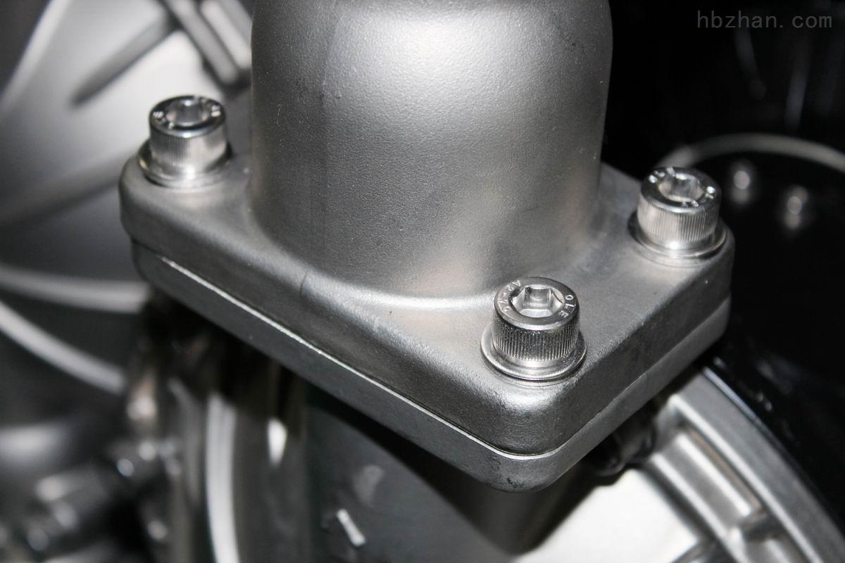 不锈钢气动双隔膜泵