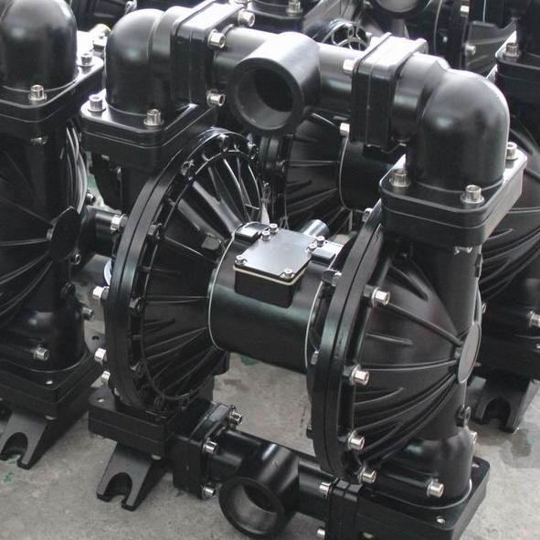 不锈钢气动化工隔膜泵