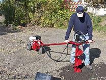 美国超钻螺旋土壤钻孔机