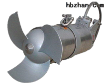不锈钢冲压式潜水搅拌机