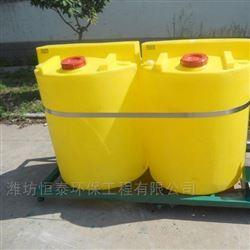 云南省桶式加药装置工作原理