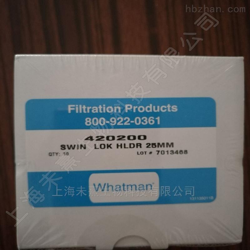 英国沃特曼25mm可换膜针头过滤器