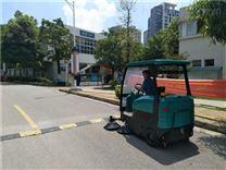 小区用效率高的南宁充电式扫地车本地供应商