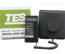 台灣泰仕TES-1330A數字式照度計