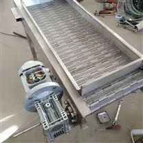 不锈钢链板输送机食品冷却流水线全自动生产