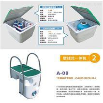 游泳馆泳池水处理设备泳池循环系统介绍: