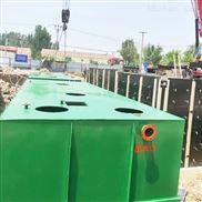 生活废水处理设备工艺流程