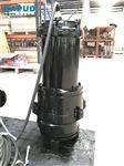 污水排污泵MPE1500-2M 大功率铰刀泵