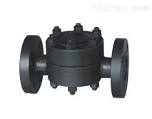 法蘭高壓圓盤式疏水閥