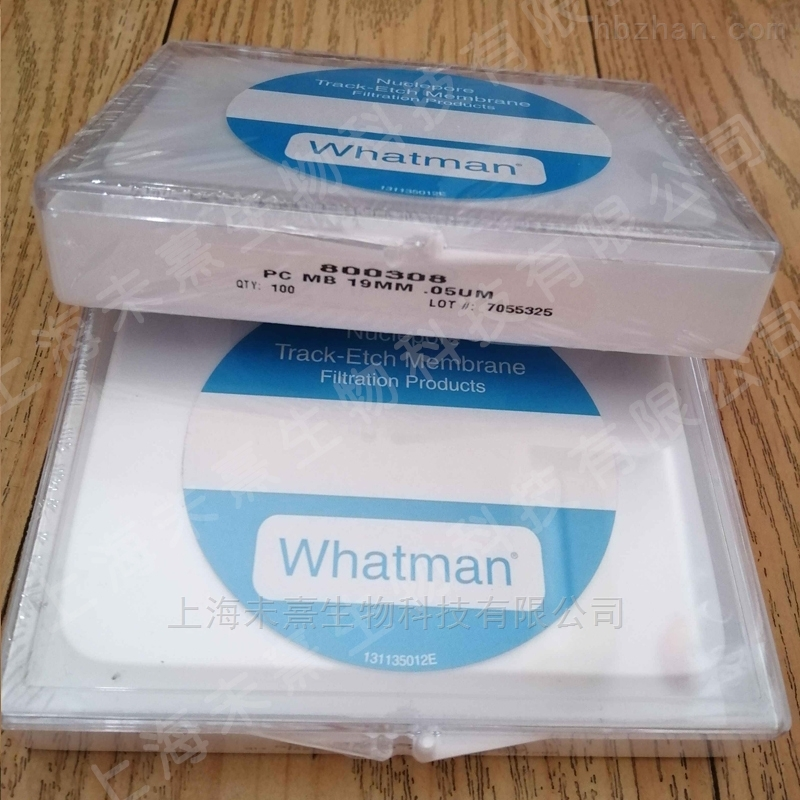英国whatman Nulclepore聚碳酸膜孔径50纳米