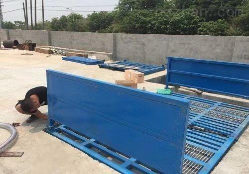 武汉工地洗轮机合理利用水资源