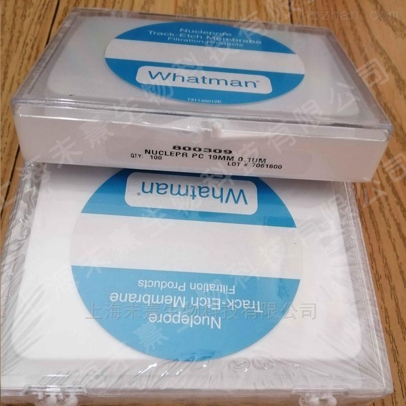 沃特曼PC膜 聚碳酸酯膜100纳米孔径
