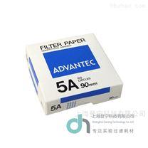 TOYO Advantec  NO.5A定量滤纸 规格