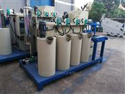 车间清洗废水排放用一体化污水处理成套设备