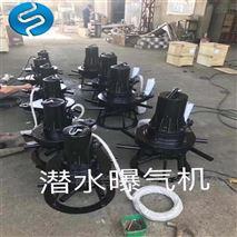 2.2kw铸件式潜水曝气机