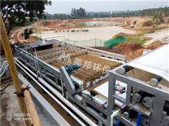 河道清淤污泥脱水设备