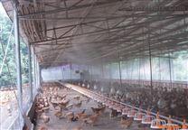 养殖场自动高压喷雾消毒除臭系统  装置价格