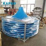 涡轮双曲面搅拌机GSJ-1500-2.2 污水厂处理