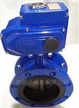 D941X电动法兰碟阀