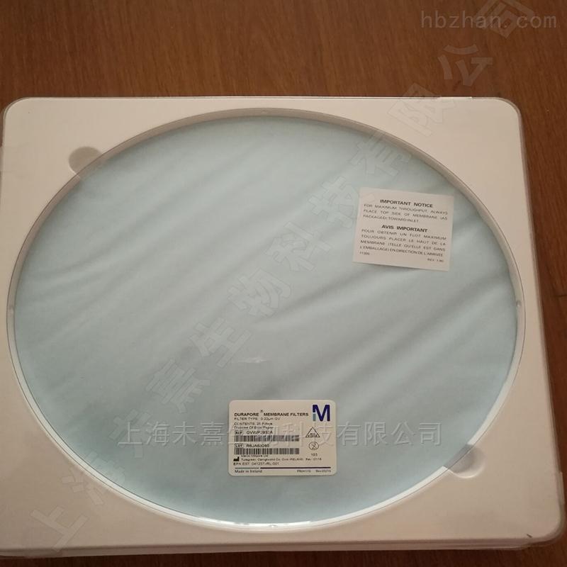 默克密理博 聚偏二氟乙烯(PVDF)表面滤膜