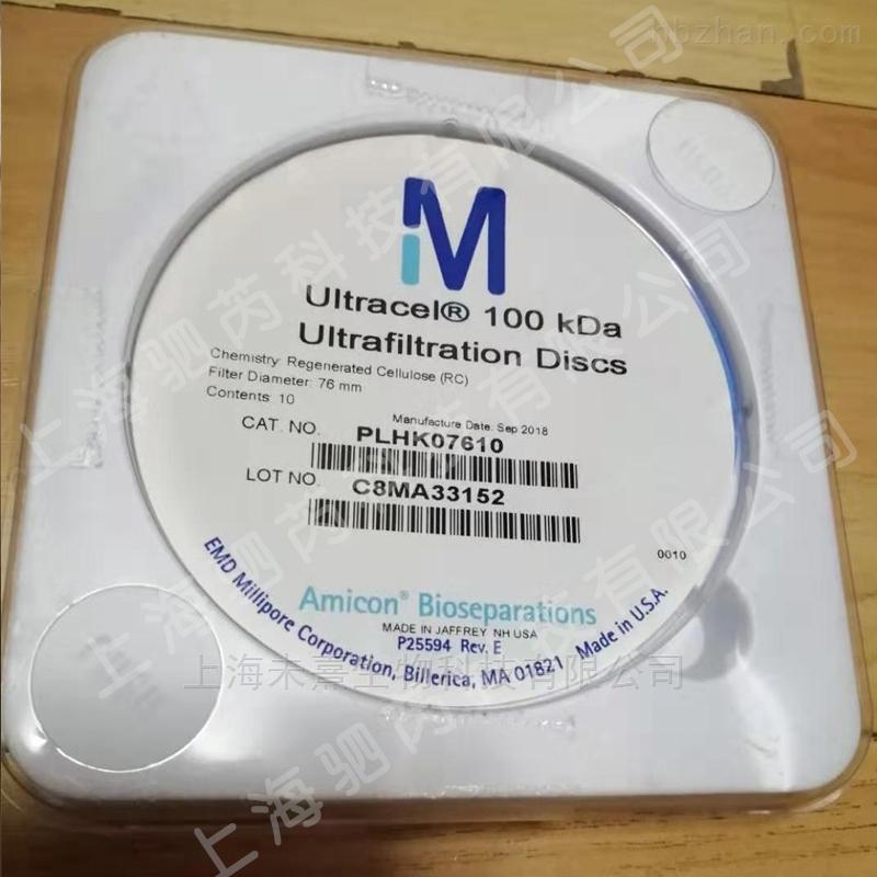 密理博分子量100KD76mm超滤膜