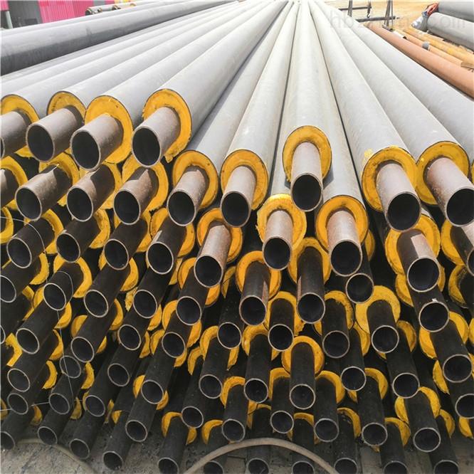 聚氨酯供热管道保温管规格表