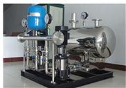内置水泵管网叠压供水设备