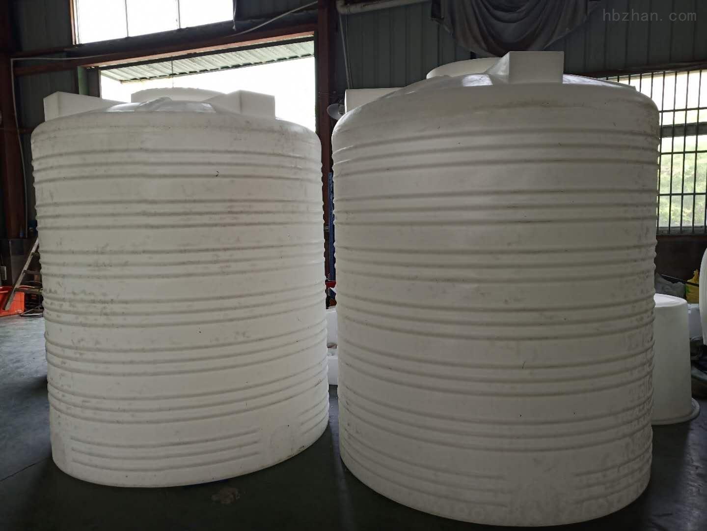 谦源6立方PE储罐 6立方原水罐