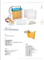 北京辙辕DYCZ-24F型双垂直电泳仪