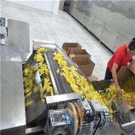 K-3000浙江苦荞片油炸生产线