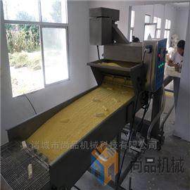 X-300青岛鳕鱼片上面包糠机器哪里有卖