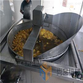 P-1200云南土豆片油炸机好用吗