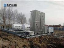 撬装式天然气LNG气化站