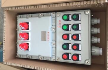 电动葫芦防爆型控制按钮箱