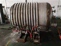 江蘇無錫化工betway必威手機版官網平蓋結構不鏽鋼反應釜