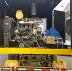 1500公斤柴油机驱动高压清洗机 超高压管道