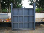 钢制铸铁拍门的用途