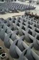 出口俄罗斯喷砂处理螺旋输送机利尔环保