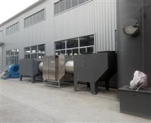 定制常州注塑机废气处理设备生产厂家
